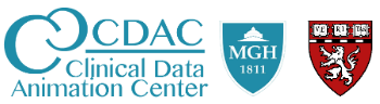 Clinical Data Animation Center – CDAC Logo